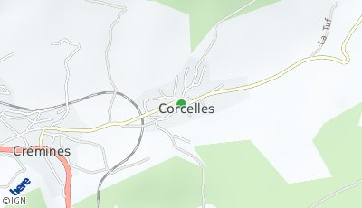 Standort Corcelles (BE)